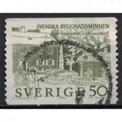 Sverige Známka 5204