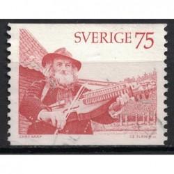 Sverige Známka 5206