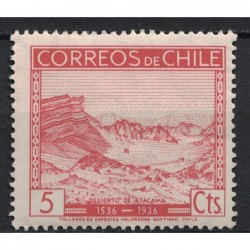 Chile Známka 5214