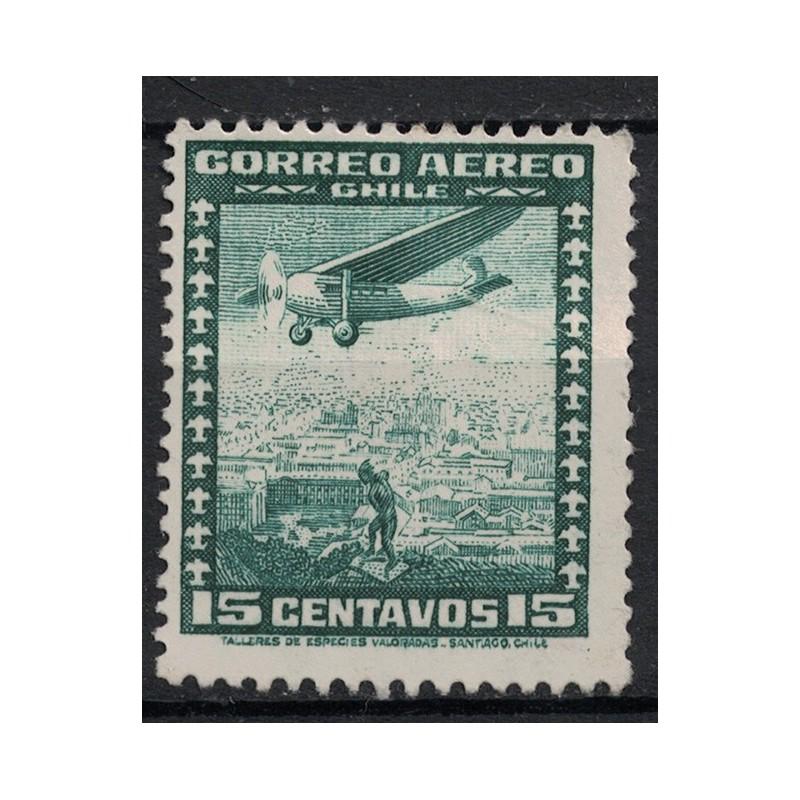 Chile Známka 5222