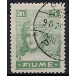 Fiume Známka 5223