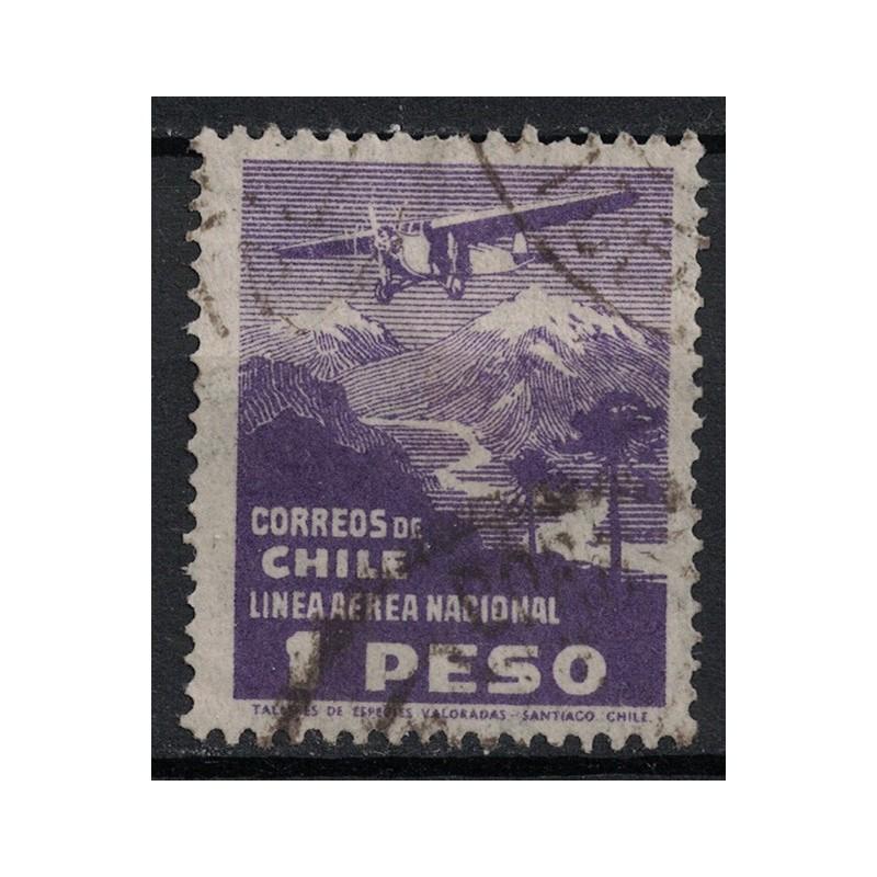 Chile Známka 5225