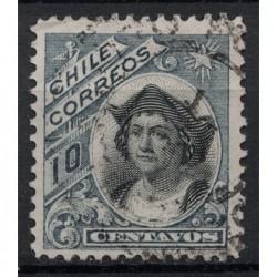 Chile Známka 5228