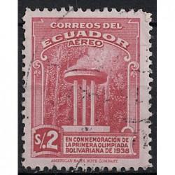Ecuador Známka 5236