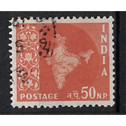 India Známka 5261