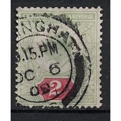 Anglie Známka 5295