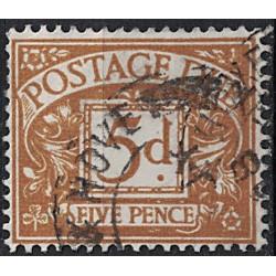 Anglie Známka 5323