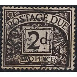 Anglie Známka 5325