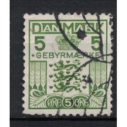 Danmark Známka 5408