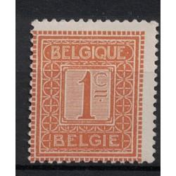 Belgie Známka 5469
