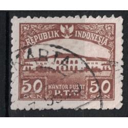 Indonesia Známka 5518