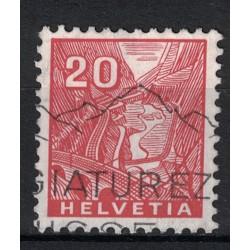 Helvetia Známka 5528