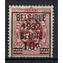 Belgie Známka 5539