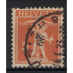 Helvetia Známka 5569