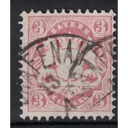 Bayern Známka 5609