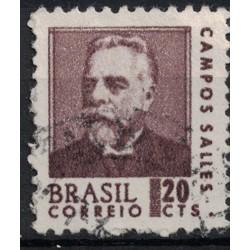 Brasil Známka 5625