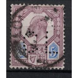 Anglie Známka 5641