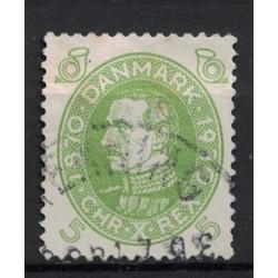 Danmark Známka 5657