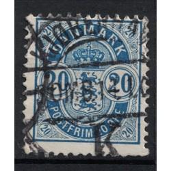Danmark Známka 5694