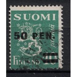 Finland Známka 5709