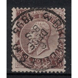 Belgie Známka 5857