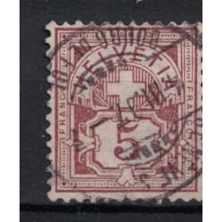 Helvetia Známka 5876