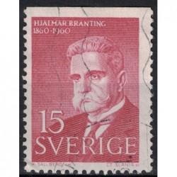 Sverige Známka 5914