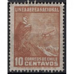 Chile Známka 5934