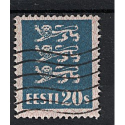 Eesti 20 Známka 5972