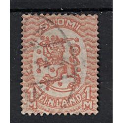 Finland 1M Známka 5974