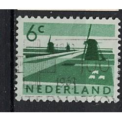 Holandsko Známka 6115