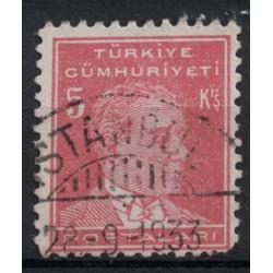 Turecko Známka 6166