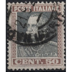 Italiane 50 cent Známka 6184
