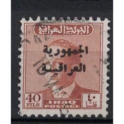 Iraq Známka 6191