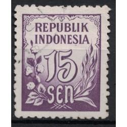 Indonesia Známka 6192