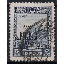 Turecko Známka 6200