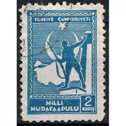 Turecko Známka 6202
