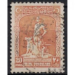 Turecko Známka 6203