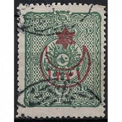 Turecko Známka 6204