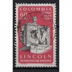 Colombia Známka 6207