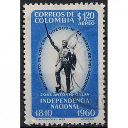 Colombia Známka 6208