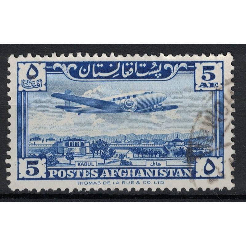 Afghanistan Známka 6226