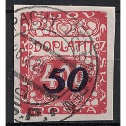 Československo Známka 6260
