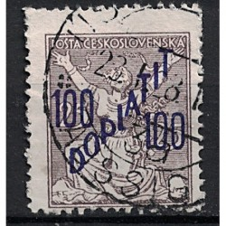 Československo Známka 6263