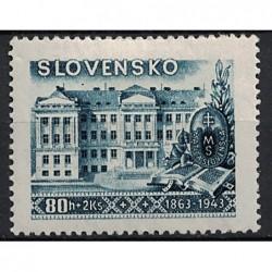 Slovensko Známka 6327