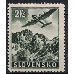 Slovensko Známka 6334