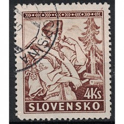 Slovensko Známka 6339