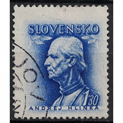 Slovensko Známka 6343