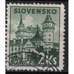 Slovensko Známka 6344