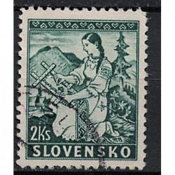 Slovensko Známka 6347